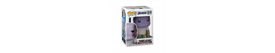 Figurine Marvel Avengers: Endgame - Thanos in the Garden Pop!
