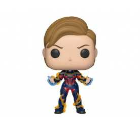 Figurine Marvel Avengers: Endgame - Captain Marvel POP!