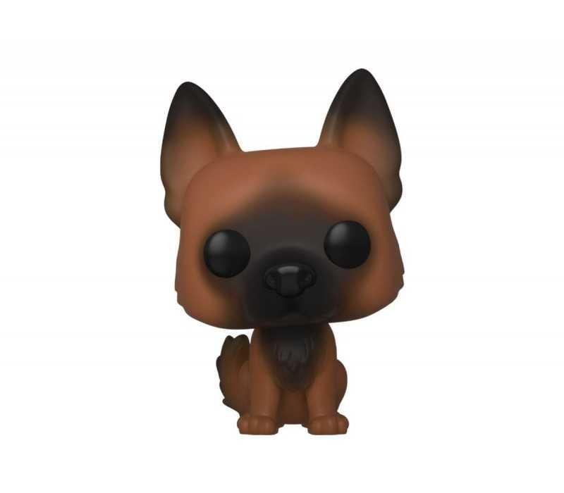 Figurine The Walking Dead - Dog POP!