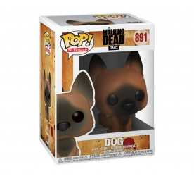 Figurine The Walking Dead - Dog POP! 2