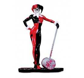 Figurine DC Comics - Red, White & Black Harley Quinn by Adam Hughes