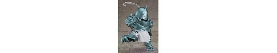 Figurine Fullmetal Alchemist - Nendoroid Alphonse Elric 3