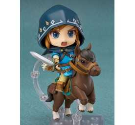 Figurine The Legend of Zelda Breath of the Wild - Nendoroid Link Deluxe Edition