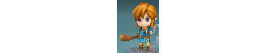 Figurine The Legend of Zelda Breath of the Wild - Nendoroid Link Deluxe Edition 3