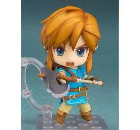 Figurine The Legend of Zelda Breath of the Wild - Nendoroid Link Deluxe Edition 4