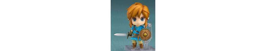 Figurine The Legend of Zelda Breath of the Wild - Nendoroid Link Deluxe Edition 6