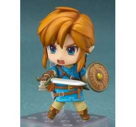 Figurine The Legend of Zelda Breath of the Wild - Nendoroid Link Deluxe Edition 7