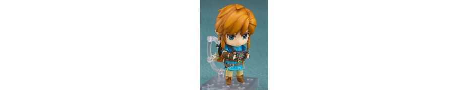 Figurine The Legend of Zelda Breath of the Wild - Nendoroid Link Deluxe Edition 8