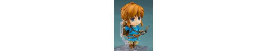 Figurine The Legend of Zelda Breath of the Wild - Nendoroid Link Deluxe Edition 9