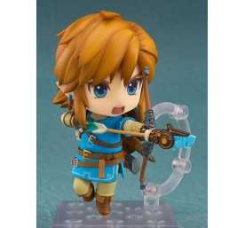 The Legend of Zelda Breath of the Wild - Nendoroid Link figure