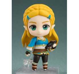 Figurine The Legend of Zelda Breath of the Wild - Nendoroid Zelda Breath of the Wild Ver.
