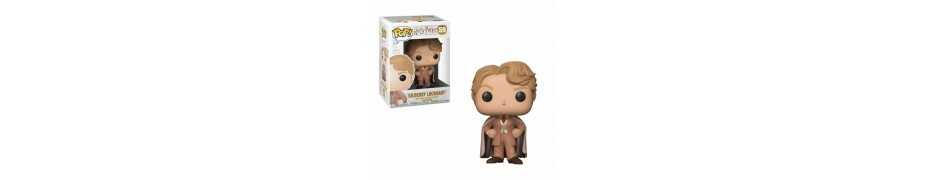 Figurine Harry Potter - Gilderoy Lockhart POP!