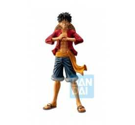 One Piece - Ichibansho The Bonds of Brothers Luffy figure