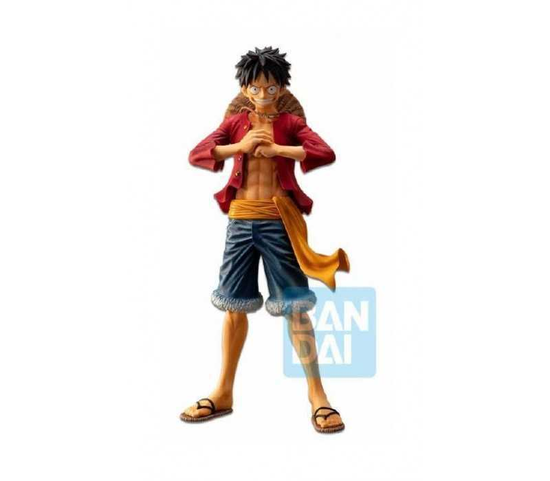 Figurine One Piece - Ichibansho The Bonds of Brothers Luffy