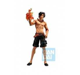 Figurine Ichibansho The Bonds of Brothers Portgas D. Ace