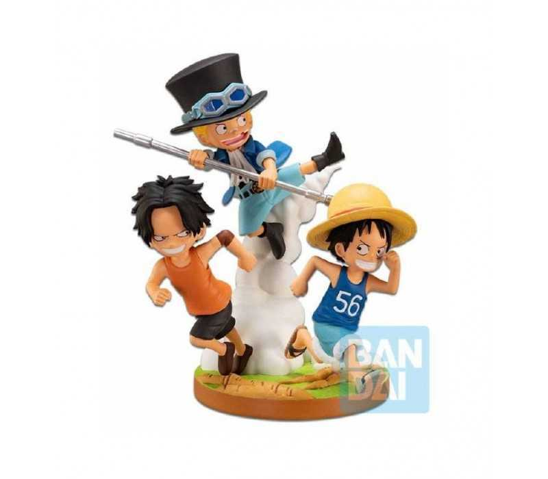 Figurine One Piece - Ichibansho The Bonds of Brothers Diorama