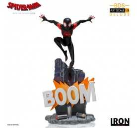 Marvel Spiderverse - BDS Art Scale Miles Morales figure