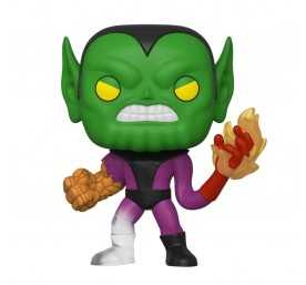 Figurine Marvel Fantastic Four - Super-Skrull POP!