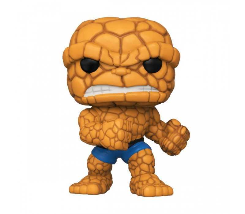 Figurine Marvel Fantastic Four - Chose/The Thing POP!