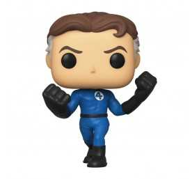 Figurine Marvel Fantastic Four - Mr Fantastique/Mister Fantastic POP!