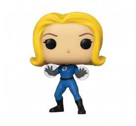 Figura Marvel Fantastic Four - Mujer Invisible/Invisible Girl POP!