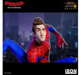 Figurine Marvel Spiderverse - BDS Art Scale Deluxe Peter Parker 10