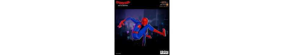 Figurine Marvel Spiderverse - BDS Art Scale Deluxe Peter Parker 12