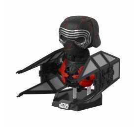 Figurine Star Wars Episode IX - Supreme Leader Kylo Ren Deluxe POP!
