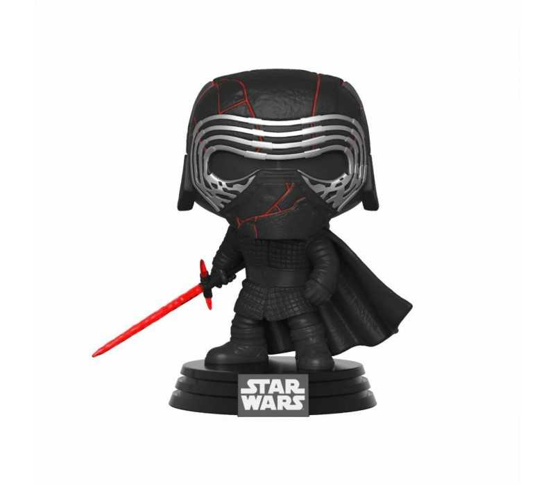 Figurine Star Wars Episode IX - Kylo Ren Supreme Leader POP!
