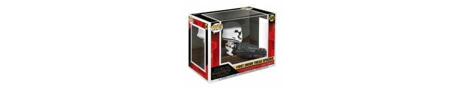 Figura Star Wars Episode IX - First Order Tread Speeder POP! 2