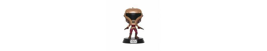 Figurine Star Wars Episode IX - Zorii Bliss POP!