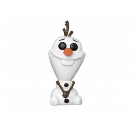 Figurine Disney La Reine des neiges 2 - Olaf POP!
