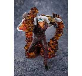 One Piece - Figuarts Zero The Three Admirals- Sakazuki (Akainu) figure
