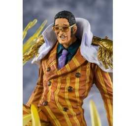 One Piece - Figuarts Zero The Three Admirals - Borsalino (Kizaru) figure 5