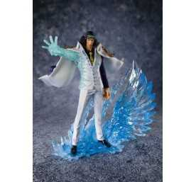 One Piece - Figuarts Zero The Three Admirals - Kuzan (Aokiji) figure