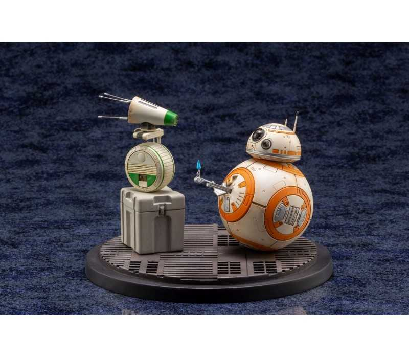 Star Wars Episode IX - ARTFX+ D-O & BB-8 figure