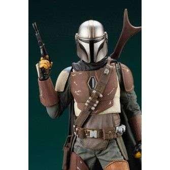 Figura Star Wars: El mandaloriano - ARTFX+ Mandalorian 6