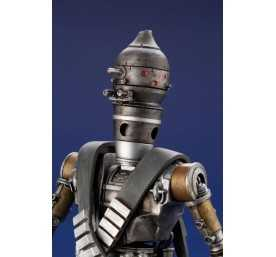 Star Wars Episode IX - ARTFX+ IG-11 figure 10