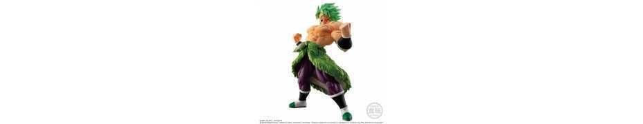 Figura Dragon Ball Super - Styling Collection Super Saiyan Broly Full Power
