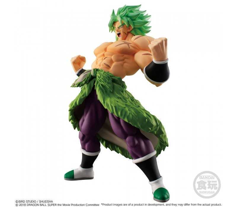 Figurine Dragon Ball Super - Super Saiyan Broly Full Power