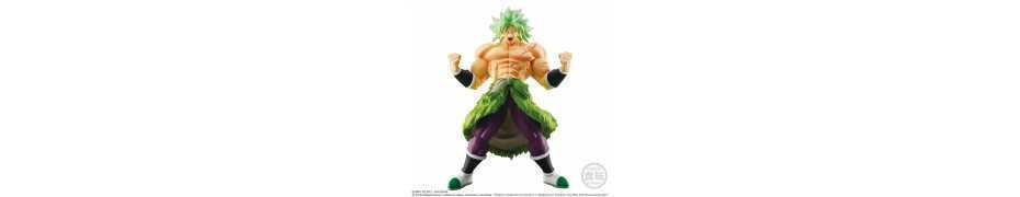 Figura Dragon Ball Super - Styling Collection Super Saiyan Broly Full Power 2