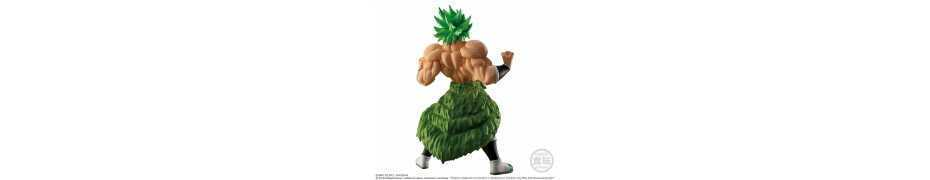 Figura Dragon Ball Super - Styling Collection Super Saiyan Broly Full Power 3