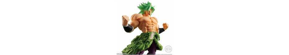 Figura Dragon Ball Super - Styling Collection Super Saiyan Broly Full Power 4