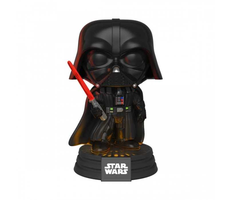 Star Wars - Darth Vader with sound and light POP! figure