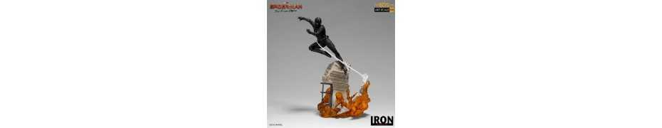 Figurine Marvel Spider-Man: Far From Home - BDS Art Scale Deluxe Night Monkey