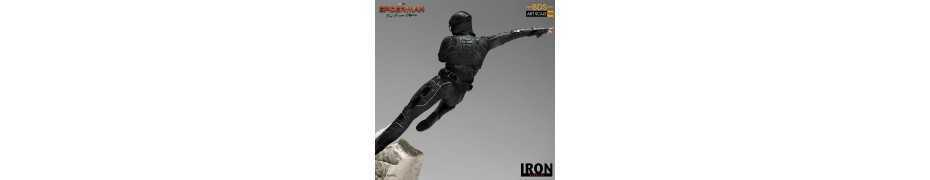 Figurine Marvel Spider-Man: Far From Home - BDS Art Scale Deluxe Night Monkey 7