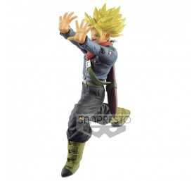 Figura Dragon Ball Super - Super Saiyan Trunks Future Galick Gun