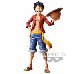 Figura One Piece - Grandista Nero Monkey D. Luffy