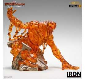 Figurine Marvel Spider-Man: Far From Home - BDS Art Scale Deluxe Molten Man 2