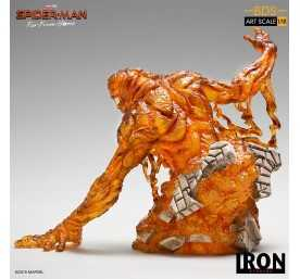 Figurine Marvel Spider-Man: Far From Home - BDS Art Scale Deluxe Molten Man 4
